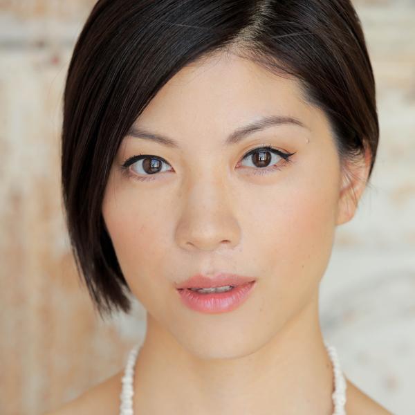 Amy Tsang, writer and actor