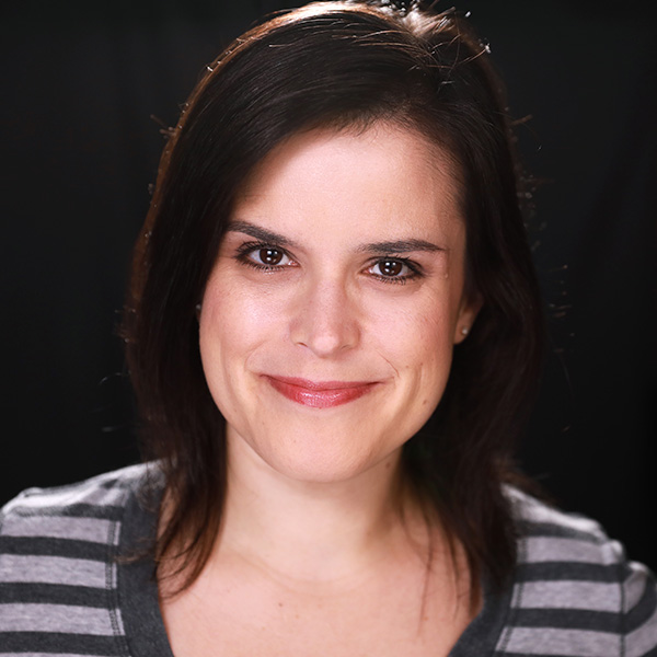 Rochelle Muzquiz, creator of Exceptionals, writer and actor